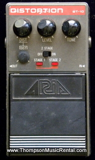 Aria DT-10 Distortion pedal